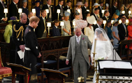 חתונת הנסיך הארי ומייגן מרקל