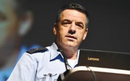 מפקד חיל האוויר עמיקם נורקין בכנס תעופה