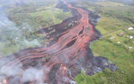 התפרצות הר הגעש בהוואי