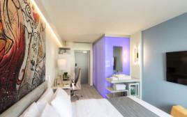 """מלון """"LINK hotel &hub"""""""