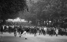 מרד הסטודנטים בצרפת