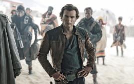 """""""סולו - סיפור מלחמת הכוכבים"""": אלדן ארנרייך"""