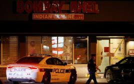 המסעדה בקנדה שבה אירע הפיצוץ