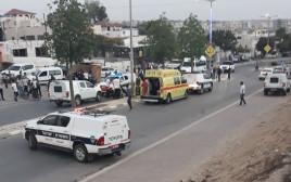 תקיפת שוטרים ברהט