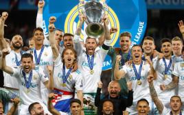 ריאל מדריד זוכה בליגת האלופות