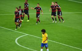 גרמניה מביסה את ברזיל 7:1