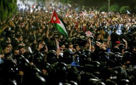 הפגנות בירדן
