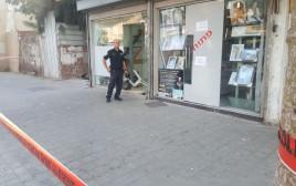 קטטה בין נתינים זרים בתל אביב