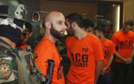 מעצר חשודים ישראלים בפיליפינים