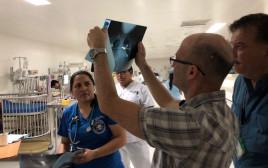 משלחת סיוע ישראלית לגואטמלה