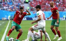איראן מול מרוקו