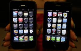 מכשירי אייפון 3GS