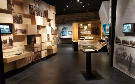 מוזיאון בית הגדודים