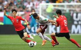 צ'יצוריטו נגד קוריאה הדרומית