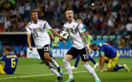 גרמניה מנצחת את שבדיה