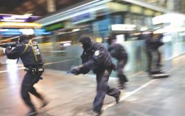 תרגיל של מתקפת טרור בפרנקפורט
