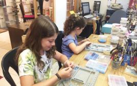 סדנאות סבתא לקיץ בסטודיו עדיים מכל הלב