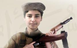בנו של מנהיג דאעש