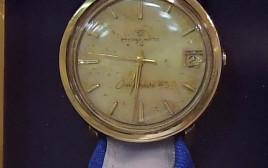 השעון של אלי כהן