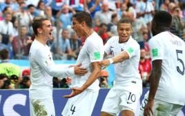 צרפת חוגגת