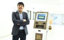 """אלון דיין, מנכ""""ל Virtual Crypto"""