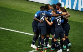 נבחרת צרפת במונדיאל