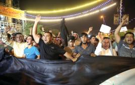 הפגנות בדרום עיראק
