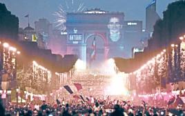 החגיגות בצרפת