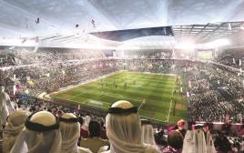 הדמיית אצטדיון בקטאר