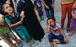 קרובי משפחה של מחבל חמאס שנהרג