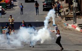 עימותים עם פלסטינים ברשות
