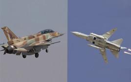 מטוס סוחוי, F16