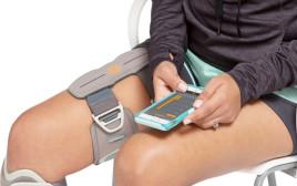 פיתוח ישראלי המאפשר הנעת גפיים משותקות