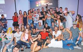 פסטיבל PlayCon משנה שעברה