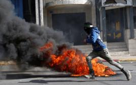 עימותים עם פלסטינים ביהודה ושומרון