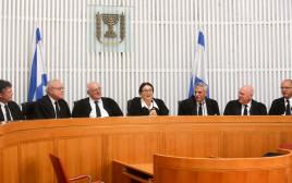 שופטי בית המשפט העליון