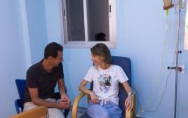 אסמה אל-אסד עוברת טיפול כימותרפי