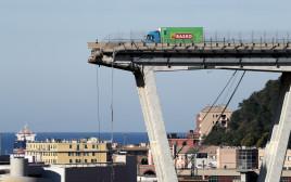 קריסת הגשר באיטליה