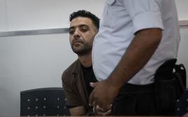 אסלאם נאג'י, המחבל שהואשם בהריגת רונן לוברסקי