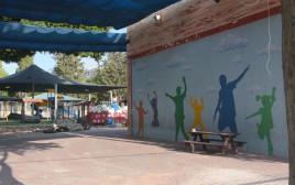 בית הספר בו לימד החשוד בפדופיליה
