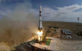 שיגור לוויין רוסי