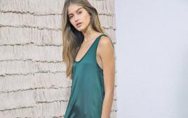 שמלת משי