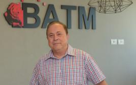 """צבי מרום, מנכ""""ל BATM"""