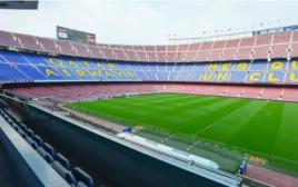 אצטדיון כדורגל בספרד