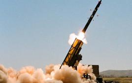 רקטות מתקדמות שמשרד הביטחון רכש מתעש