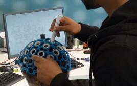 זרוע רובוטית הנשלטת בכוח המחשבה