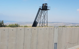המכשול בגבול לבנון