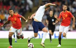 ספרד מול אנגליה