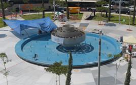 כיכר דיזנגוף המחודשת