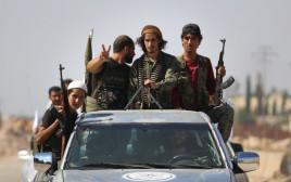 מורדים באידליב, סוריה